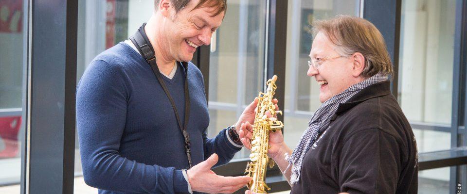 Saxophon Ausstellung 2019